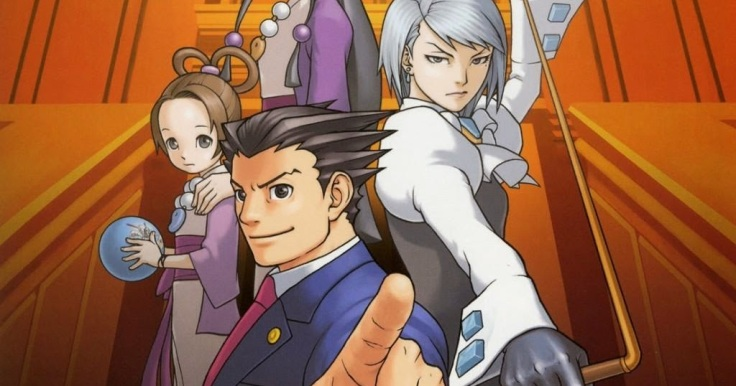 Ranking the Ace Attorney Games – Sekamui