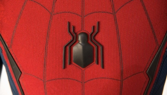 Spider-Man Suit Texture